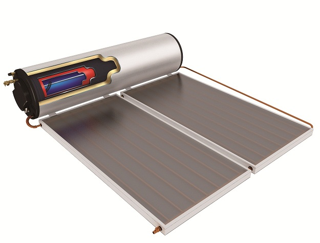 solar water heater close loop