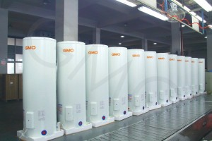 china electric water heater factory