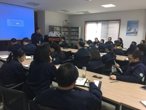 electric water heater factory 5s training