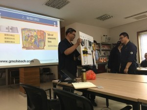 water heater factory 5s management training 201702
