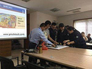 water heater factory 5s management training 201704