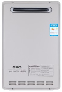tankless gas water heater gmo