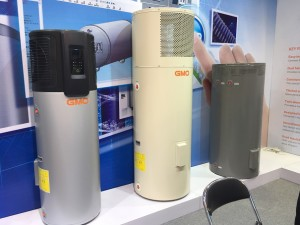 GMO Water Heater GMO Electric Water Heater 122th Canton Fair GMO